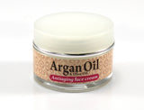 Argan Oil & Olive Oil Face Cream Anti-aging All Skin Types  50ml/1.69oz, Anti-Aging, OnlyMySkin.com - OnlyMySkin.com