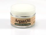 Argan Oil & Olive Oil Face Cream Anti-wrinkle Normal-Combination Skin 50ml / 1.69oz, Anti-wrinkle, OnlyMySkin.com - OnlyMySkin.com