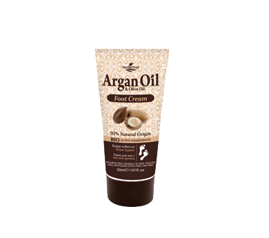 Argan Oil & Olive Oil Mini Foot Cream 30ml/1.01oz, Foot Cream, OnlyMySkin.com - OnlyMySkin.com
