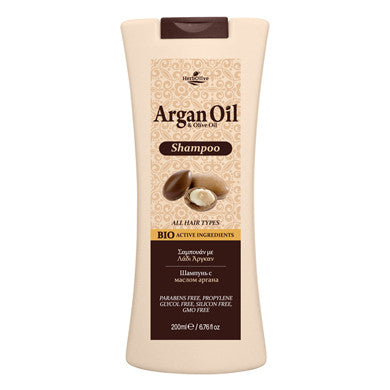 Argan Oil & Olive Oil Hair Shampoo 6.76 oz., Hair Care, OnlyMySkin.com - OnlyMySkin.com