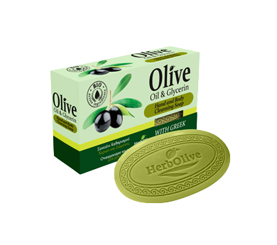 HerbOlive Bridge Soap with Olive Oil & Glycerin 90gr. / 3.17 oz., Soap, OnlyMySkin.com - OnlyMySkin.com