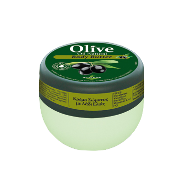 HerbOlive Mini Body Butter Olive Oil 50ml/1.69oz, Body Butter, OnlyMySkin.com - OnlyMySkin.com