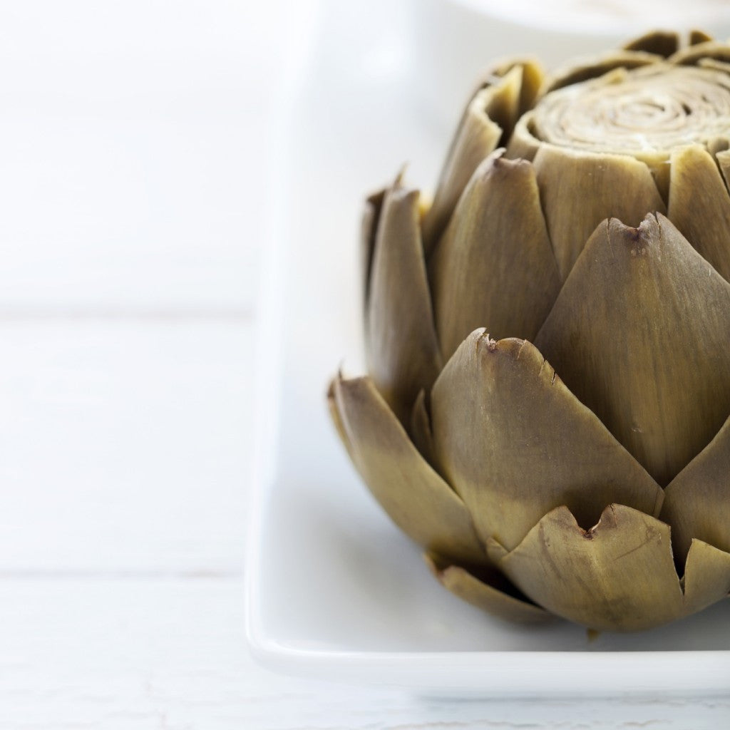 Take It To Heart: Roasting Artichokes