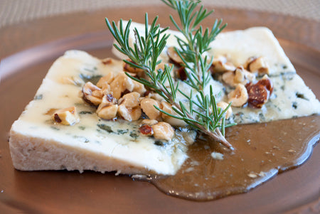 Party Cheese! Honey Nut Roquefort