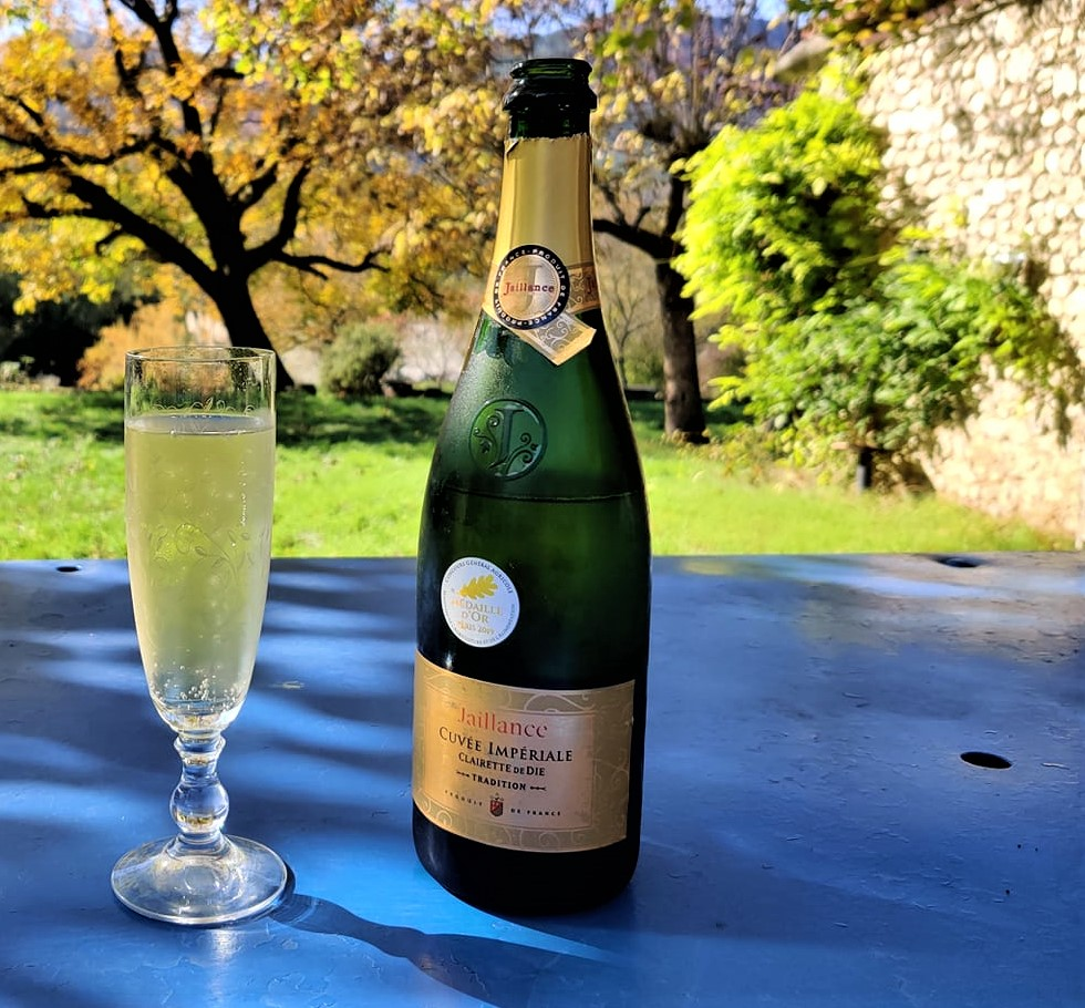 A Traditional French Sparkling