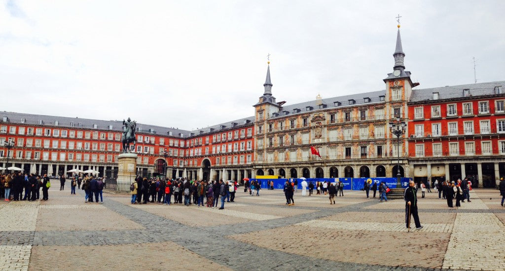 Spanish Tales: Madrid The Center of Spain