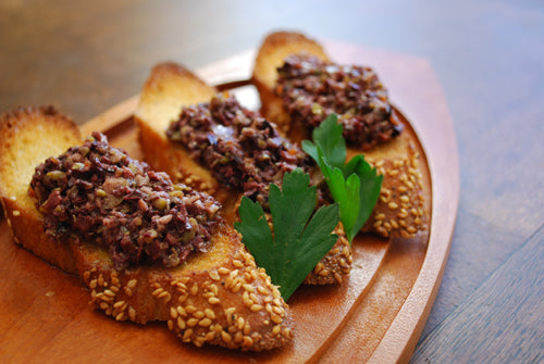 Oilve Tapenade: A Classic Party Favorite