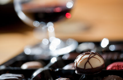 Chocolate & Wine Guide for Valentine's Day