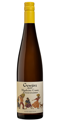Alexander Valley Vineyards Mendocino Gewurztraminer 2019 Organic