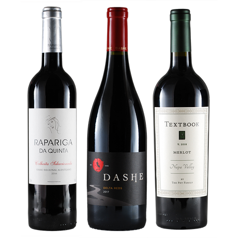 90 Points Red Wine Pack