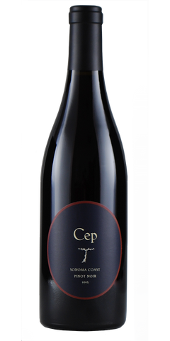 Cep by Peay Vineyards Sonoma Coast Pinot Noir 2015