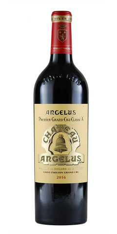 Chateau Angelus Saint-Emilion Grand Cru Classe 2016