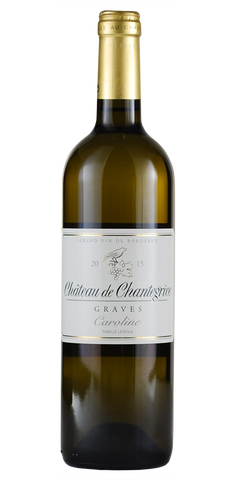"Chateau de Chantegrive ""Cuvee Caroline"" Graves Bordeaux White 2015"