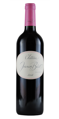 Chateau Joanin Becot  Castillon Côte de Bordeaux Red  2016
