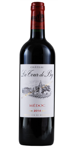 Chateau La Tour de By Medoc Bordeaux 2014