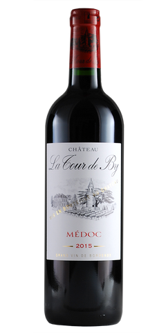 Chateau La Tour de By Medoc Bordeaux 2015