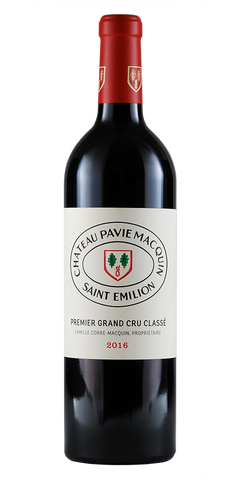 Chateau Pavie Macquin Saint Emilion Grand Cru 2016