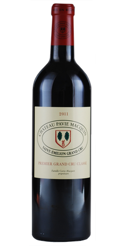 Chateau Pavie Macquin Saint Emilion Grand Cru 2011