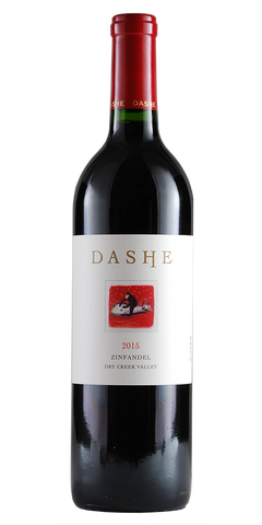 Dashe Dry Creek Valley Zinfandel 2015