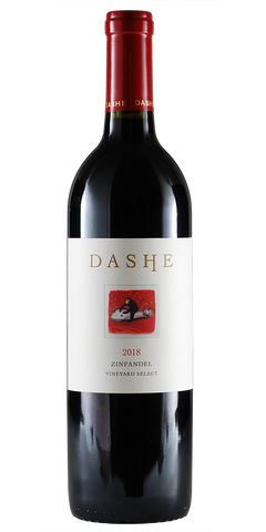 "Dashe ""Vineyard Select"" Zinfandel 2018"