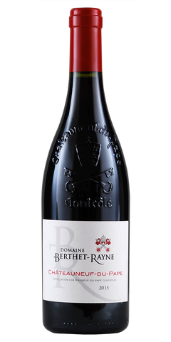 Domaine Berthet-Rayne Tradition Chateauneuf-du-Pape 2015 Organic