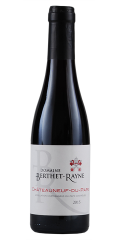 Domaine Berthet-Rayne Tradition Chateauneuf-du-Pape 2015 Organic 375ML