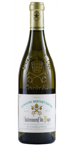 Domaine Berthet-Rayne Tradition Chateauneuf-du-Pape White 2013 Organic
