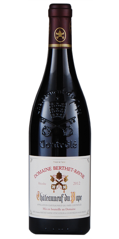 Domaine Berthet-Rayne Tradition Chateauneuf-du-Pape 2012 Organic