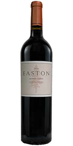 Easton Amador County Old Vine Zinfandel 2015