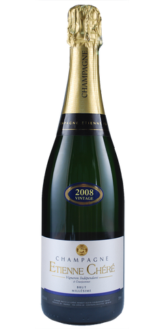 Etienne Chere 2008 Millésime Champagne