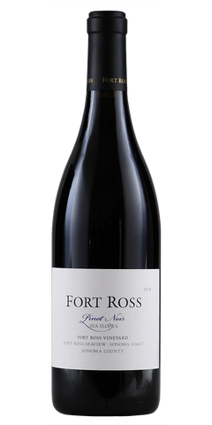 "Fort Ross Vineyards Fort Ross-Seaview ""Sea Slope"" Pinot Noir 2014"
