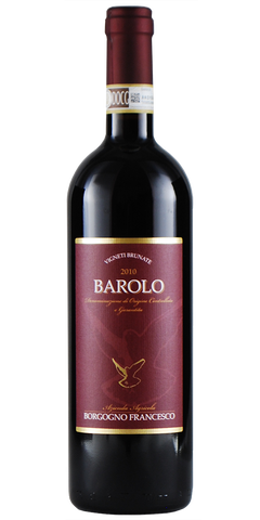 Francesco Borgogno Barolo Cru Brunate 2010