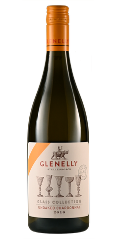 Glenelly Glass Collection Stellenbosch Unoaked Chardonnay 2018