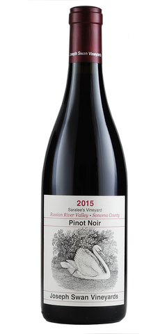 "Joseph Swan ""Saralee Vineyards"" Russian River Valley Pinot Noir 2015"