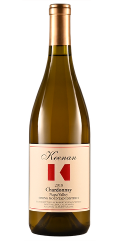Keenan Napa Valley Spring Mountain Chardonnay 2018