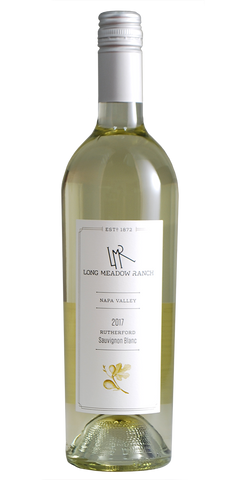 Long Meadow Ranch Rutherford Napa Valley Sauvignon Blanc 2017