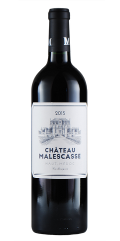 Chateau Malescasse Haut-Medoc 2015