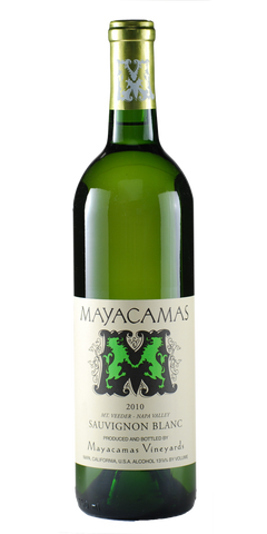 Mayacamas Vineyards Napa Valley Mt. Veeder Sauvignon Blanc 2010