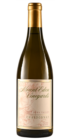 Mount Eden Vineyards Edna Valley Chardonnay 2017