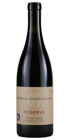 Patricia Green Cellars Reserve Willamette Valley Pinot Noir 2015