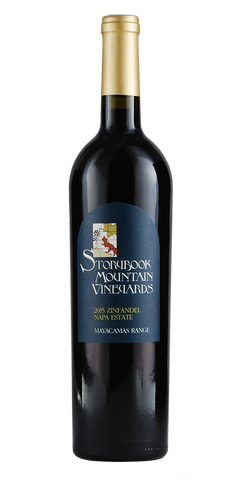 "Storybook Mountain Vineyards ""Mayacamas Range"" Napa Valley Estate Zinfandel 2015"