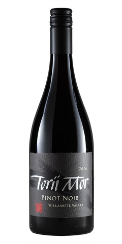 Torii Mor Willamette Valley Pinot Noir 2016