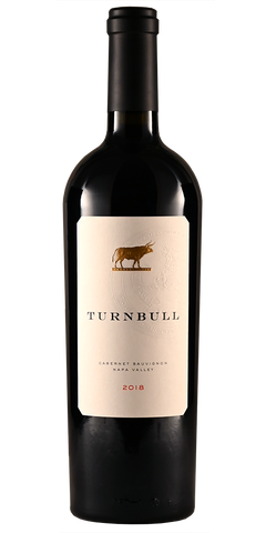 Turnbull Wine Cellars Napa Valley Cabernet Sauvignon 2018