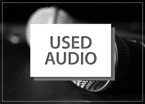 Used Audio