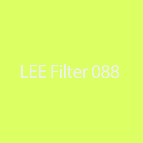 LEE Filters 088 Lime Green