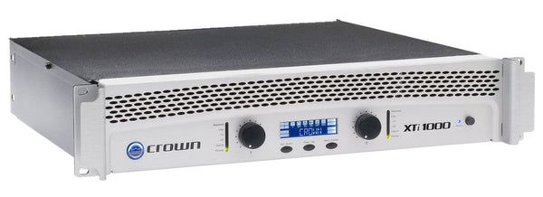 Crown XTi Amplifiers