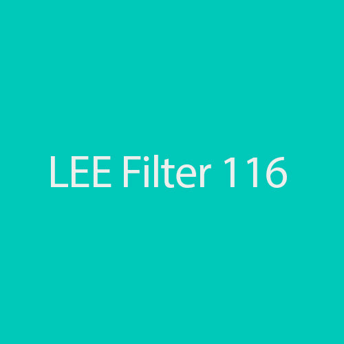 LEE Filters 116 Medium Blue Green