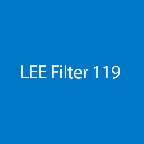 LEE Filters 119 Dark Blue
