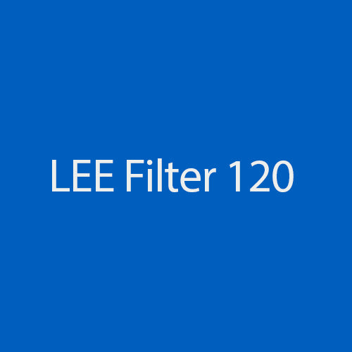 LEE Filters 120 Deep Blue