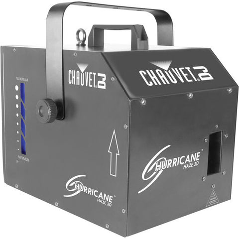 CHAUVET Hurricane Haze 3D Haze Machine with Wired Remote Control